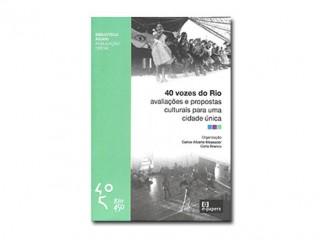 Um Olhar sobre a Política Cultural <br>Carioca e o Audiovisual